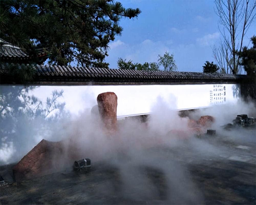 喷雾降尘,降尘